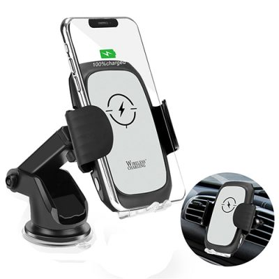 cr wireless car charger mount